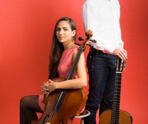 Duo Juliette Salmona et Benjamin Valette